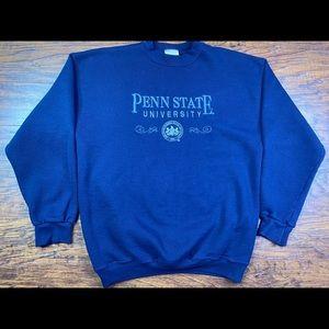 Vintage penn state university sweatshirt